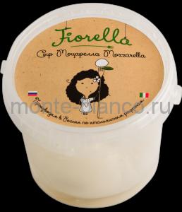 Сыр Fiorella Моцарелла, Россия