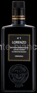 Масло оливковое Barbera Lorenzo №1  DOP Organic Extra Vergine, Италия