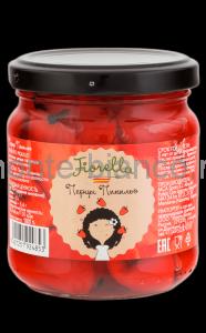 Перцы Fiorella Пикильо красные целые печеные, Испания