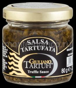 Соус Giuliano Tartufi грибной трюфельный, Италия