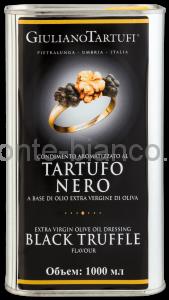 Масло оливковое Giuliano Tartufi ароматизированное черным трюфелем, Extra Vergine , Италия