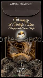 Макаронные изделия Giuliano Tartufi Странгоцци с черным трюфелем, Италия