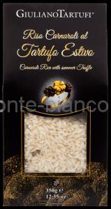 Рис Giuliano Tartufi Карнароли с черным трюфелем, Италия