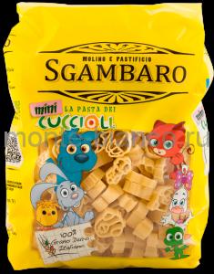 Макаронные изделия Sgambaro   Куччоли, Италия