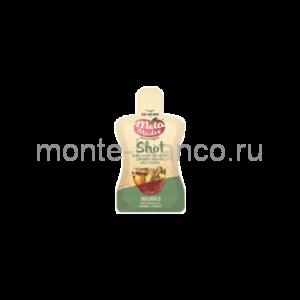 Уксус De Nigris Organic яблочный с медом и имбирем нефильтрованный, Италия