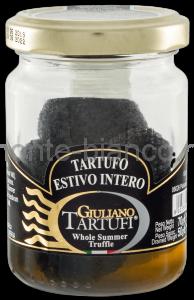 Трюфели Giuliano Tartufi черные целые, Италия