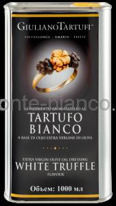 Масло оливковое Giuliano Tartufi ароматизированное белым трюфелем, Extra Vergine , Италия