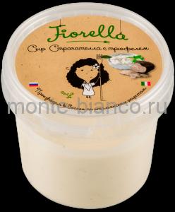 Сыр Fiorella Страчателла с трюфелем, Россия