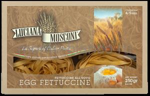 Макаронные изделия Luciana Mosconi Феттучине яичные, Италия