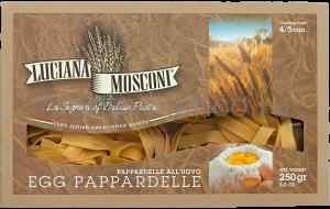 Макаронные изделия Luciana Mosconi Паппарделле яичные, Италия