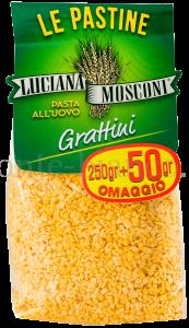 Макаронные изделия Luciana Mosconi Граттини  яичные, Италия
