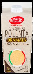 Мука Molino Rossetto кукурузная крупного помола, Италия