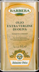 Масло оливковое Barbera Selezione Speciale Extra Vergine, Италия