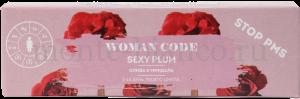 Батончик Woman Code  фаза1 SEXY PLUM Слива- Миндаль, Россия