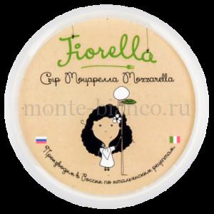 Сыр Fiorella Моцарелла 44%, 200г, Россия