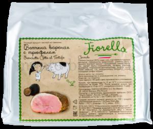 Ветчина вареная Fiorella с трюфелем