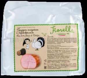 Грудка индейки Fiorella с трюфелем