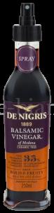 Уксус De Nigris бальзамический из Модена IGP спрей, Италия