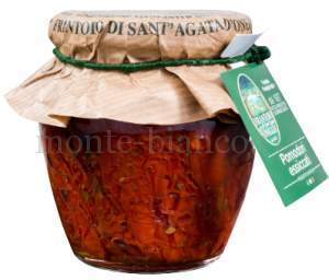 Томаты вяленые Sant` Agata d`Oneglia в оливковом масле Extra Vergine, Италия