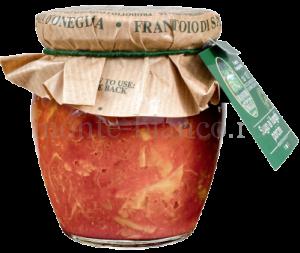 Соус Sant'Agata d`Oneglia томатный с белыми грибами, Италия