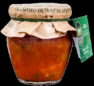 Соус Sant'Agata d`Oneglia томатный с овощами, Италия