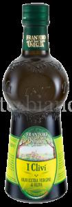 Масло оливковое Sant` Agata d`Oneglia нерафинированное высшего качества I Clivi Extra Vergine, Италия