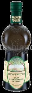 Масло оливковое Sant` Agata d`Oneglia нерафинированное высшего качества Buon Frutto Extra Vergine, Италия