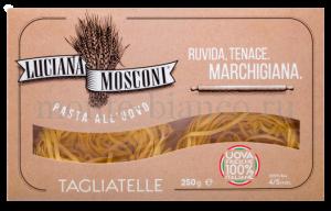 Макаронные изделия Luciana Mosconi  Тальятелле яичные, Италия