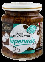 Крем Citres с оливками и каперсами Tapenade, Италия