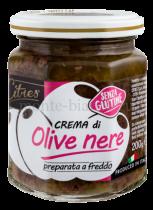 Крем Citres из черных оливок, Италия